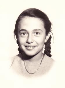 Judith Wechsler, 1951