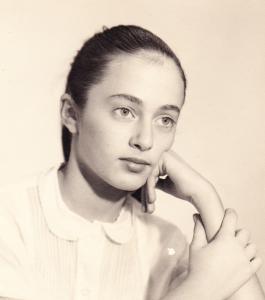 Judith Wechsler, 1954