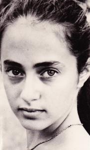 Judith Wechsler, 1955