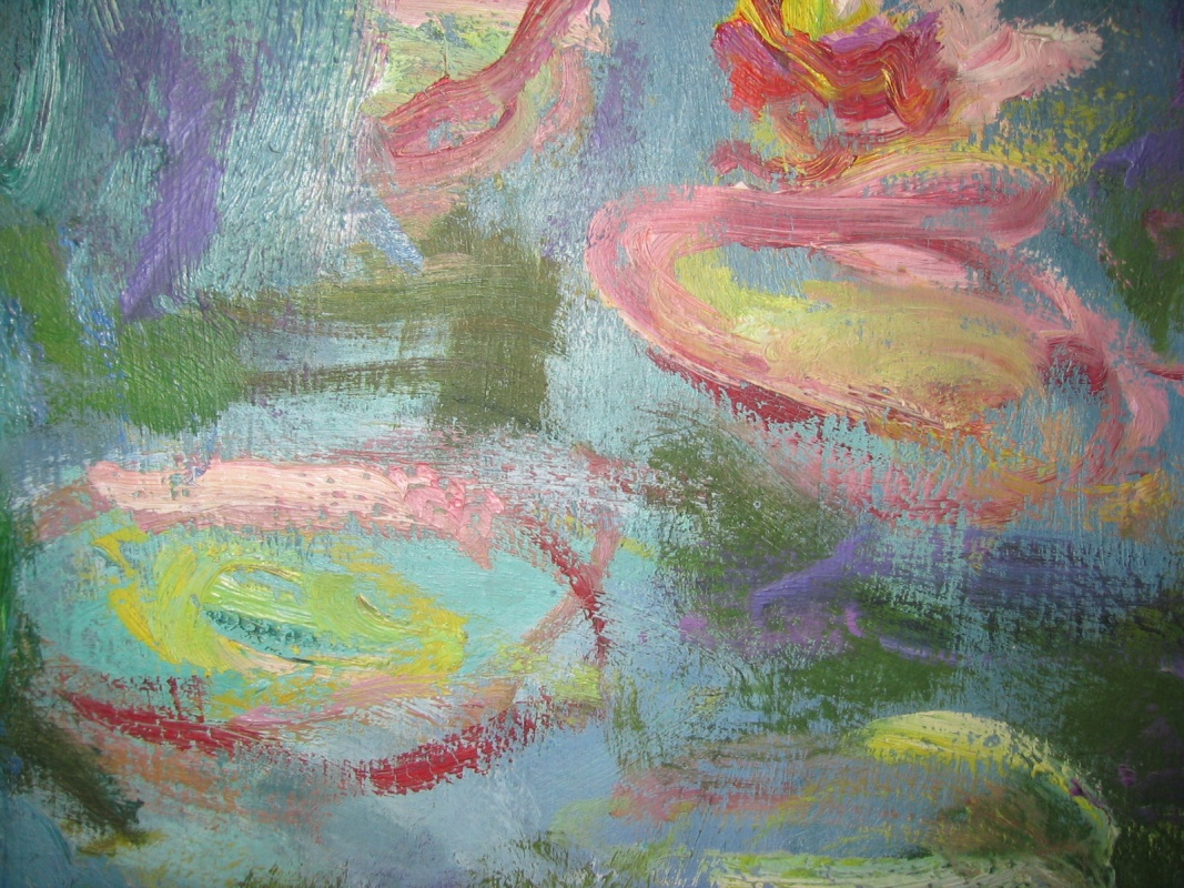 monet u2019s waterlilies  vision and design