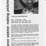Copy of flyer advertising film